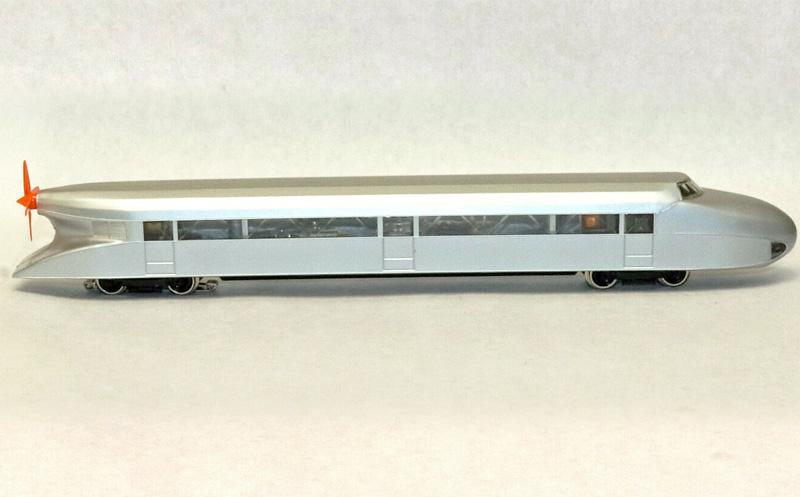 画像3: 鉄道模型 メルクリン Marklin 3077 ドイツ プロペラ推進高速鉄道 レールツェッペリン HOゲージ