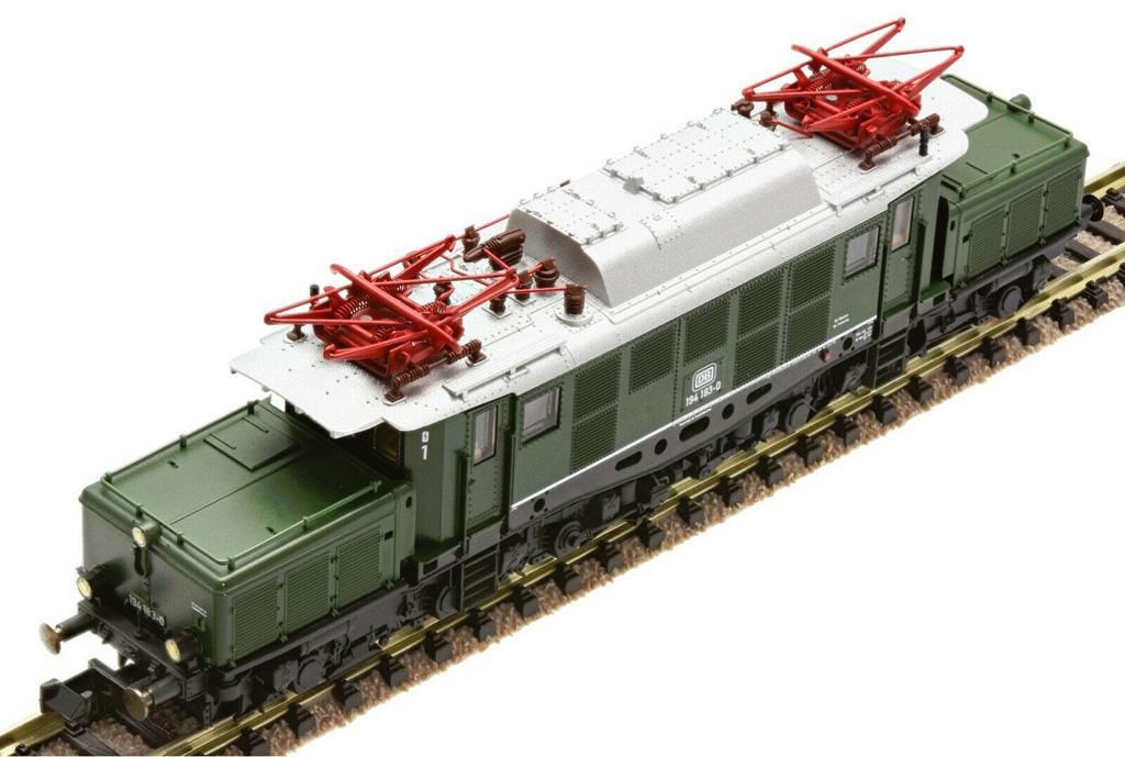 画像3: 鉄道模型 フライシュマン Fleischmann 931886-1 DB BR 194 183-0 電気機関車 Nゲージ