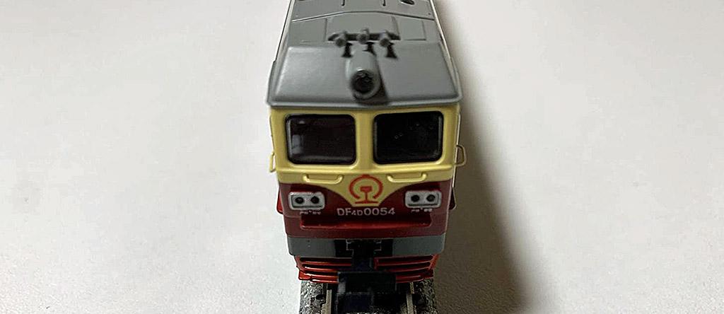 画像3: 鉄道模型 CMR LINE DF4D 東風4D ワインレッド ディーゼル機関車 Nゲージ