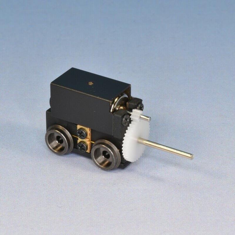 画像1: 鉄道模型 9mm Power Truck Unit by Showcase Miniatures パワートラック 組み立てキット Nゲージ
