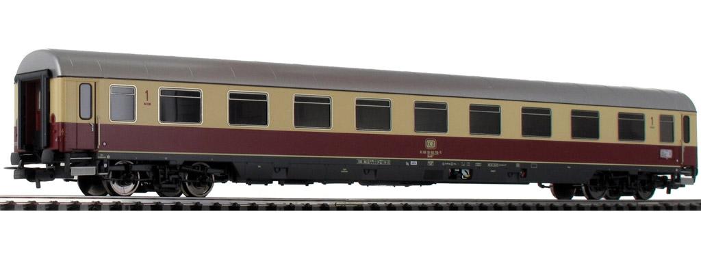 画像4: 鉄道模型 ピコ PIKO 58142 DB BR 221 ディーゼル機関車 + TEE 客車列車セット H0ゲージ