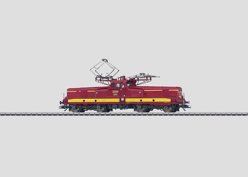 画像1: 鉄道模型 メルクリン Marklin 37333 Serie 3609 CFL 電気機関車 HOゲージ