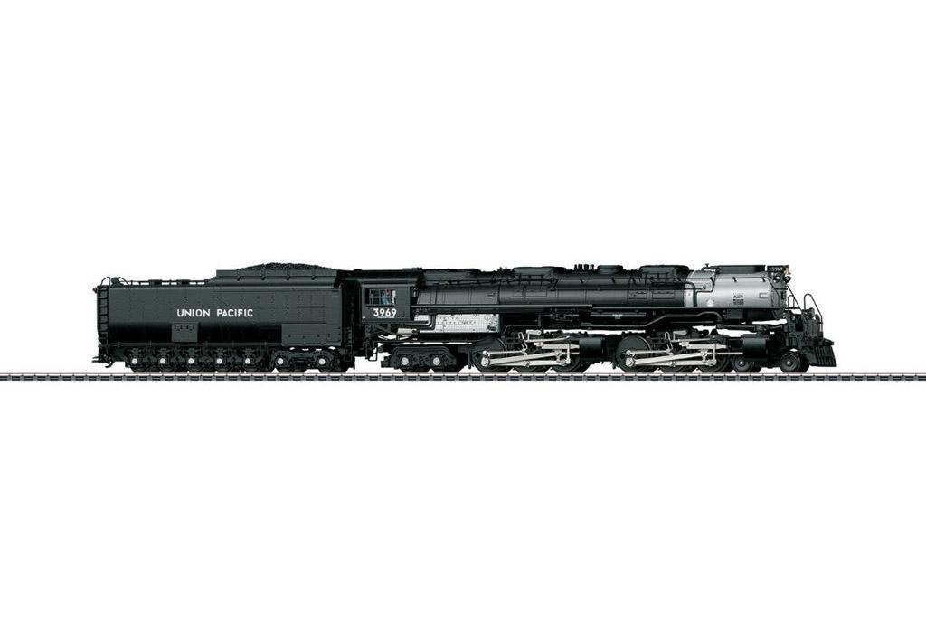 画像1: 鉄道模型 メルクリン Marklin 39912 ユニオンパシフィック 3900 チャレンジャー Challenger 蒸気機関車 HOゲージ